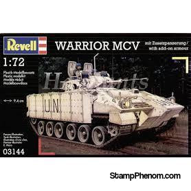 Revell Germany - Warrior add-on Armour Mcv :72-Model Kits-Revell Germany-StampPhenom