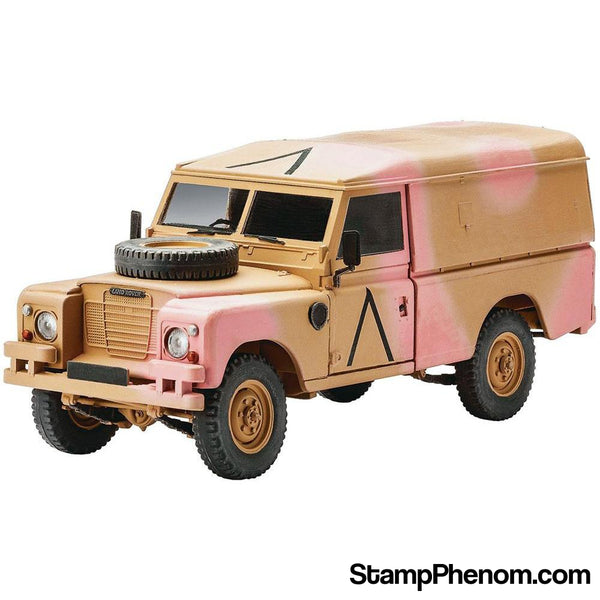 Revell Germany - Brit 4x4 Off-Road Vehicle 1:35-Model Kits-Revell Germany-StampPhenom