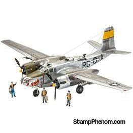 Revell Germany - A26 Invader 1:48-Model Kits-Revell Germany-StampPhenom