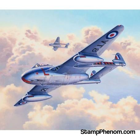 Revell Germany - Vampire F Mk.3 1:72-Model Kits-Revell Germany-StampPhenom