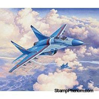 Revell Germany - Mig-29S Fulcrum 1:72-Model Kits-Revell Germany-StampPhenom
