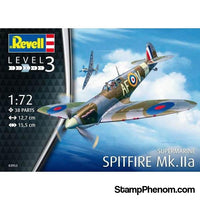 Revell Germany - Spitfire Mk.Lia 1:72-Model Kits-Revell Germany-StampPhenom