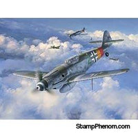 Revell Germany - Messerschmitt Bf109 G-10 1:48-Model Kits-Revell Germany-StampPhenom
