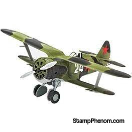 Revell Germany - Polikarpov I-152 Chaika 1:72-Model Kits-Revell Germany-StampPhenom