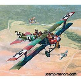 Revell Germany - Roland C.Ii BiWing 1:48-Model Kits-Revell Germany-StampPhenom