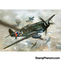 Revell Germany - Bf-109G-10 Messerschmitt 1:72-Model Kits-Revell Germany-StampPhenom