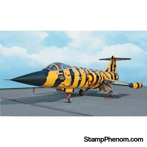 Revell Germany - F-104G Starfighter 1:48-Model Kits-Revell Germany-StampPhenom