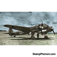 Revell Germany - Junkers Ju88 A-4 Bomber 1:72-Model Kits-Revell Germany-StampPhenom
