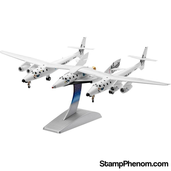 Revell Germany - Spaceship Two & White Knight 1:144-Model Kits-Revell Germany-StampPhenom