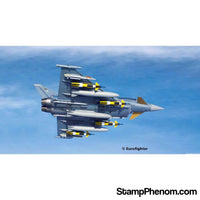 Revell Germany - Eurofighter Twinseater 1:144-Model Kits-Revell Germany-StampPhenom
