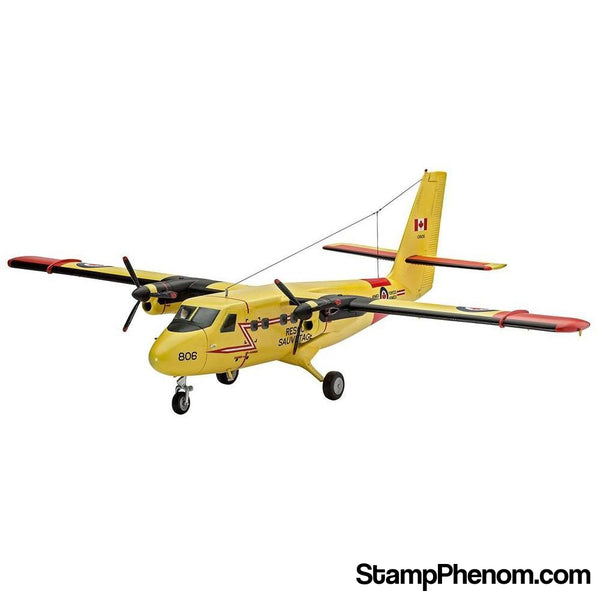 Revell Germany - Dhc-6 Twin Otter 1:72-Model Kits-Revell Germany-StampPhenom