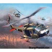Revell Germany - Bell Uh-1H Gunship 1:100-Model Kits-Revell Germany-StampPhenom