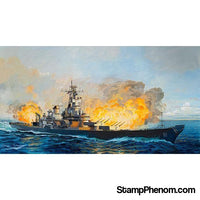 Revell Germany - USS New Jersey BB-62 Plted 1:350-Model Kits-Revell Germany-StampPhenom