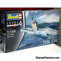 Revell Germany - German Submarine Type XXIII 1:14-Model Kits-Revell Germany-StampPhenom
