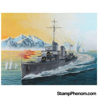 Revell Germany - German Destroyer Type 1936 1:350-Model Kits-Revell Germany-StampPhenom