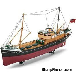 Revell Germany - North Sea Fishing Trawler :142-Model Kits-Revell Germany-StampPhenom