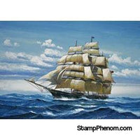 Revell Germany - Cutty Sark 1:96-Model Kits-Revell Germany-StampPhenom