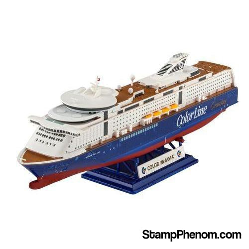 Revell Germany - M/S Color Magic 1:1200-Model Kits-Revell Germany-StampPhenom