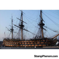 Revell Germany - Admiral Nelson Flagship 1:450-Model Kits-Revell Germany-StampPhenom