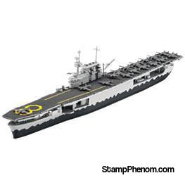 Revell Germany - U.S.S. Hornet 1:1200-Model Kits-Revell Germany-StampPhenom