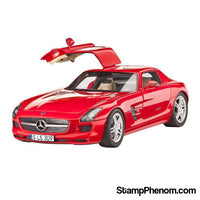 Revell Germany - Mercedes SLS AMG 1:24-Model Kits-Revell Germany-StampPhenom
