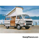 Revell Germany - Vw T-3 Westfalia Joker 1:25-Model Kits-Revell Germany-StampPhenom