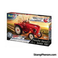 Revell Germany - Porsche Junior 108 1:24-Model Kits-Revell Germany-StampPhenom