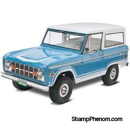 Revell Monogram - Ford Bronco '66 - '77 1:25-Model Kits-Revell Monogram-StampPhenom