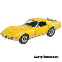 Revell Monogram - '69 Corvette Coupe Yenko 1:25-Model Kits-Revell Monogram-StampPhenom