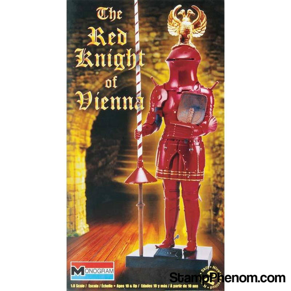 Revell Monogram - Red Knight of Vienna 1:8-Model Kits-Revell Monogram-StampPhenom