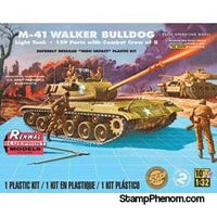 Revell Monogram - M-41 Walker Bulldog 1:32-Model Kits-Revell Monogram-StampPhenom