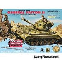 Revell Monogram - M47 Patton Tank 1:32 Ssp ##-Model Kits-Revell Monogram-StampPhenom