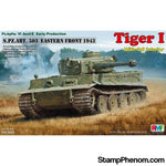 Ryefield - Tiger I Pz.Kpfw.VI Ausf E Sd.Kfz.181 Inital Production with Full Interior S.Pz.Abt.503 Eastern Front 1943 1:35-Model Kits-Ryefield-StampPhenom