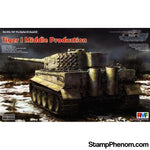 Ryefield - Sd.Kfz.181 Tiger I Middle Production with Full Interior 1:35-Model Kits-Ryefield-StampPhenom