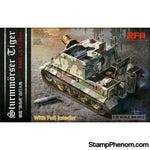 Ryefield - Sturmmorser Tiger with Full Interior 1:35-Model Kits-Ryefield-StampPhenom