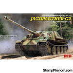 Ryefield - Rye Field Model Jagpanther G2 Sd.Kfz.173 with Full Interior 1:35-Model Kits-Ryefield-StampPhenom