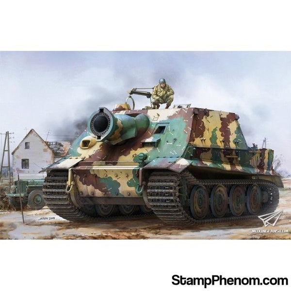 Ryefield - Sturmtiger RM61 L/5.4/ 38cm with Workable Track Links 1:35-Model Kits-Ryefield-StampPhenom