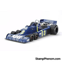 Tamiya - Tyrell P34 Six Wheeler With Photo Etched Parts 1:12-Model Kits-Tamiya-StampPhenom