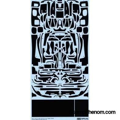 Tamiya - LaFerrari Carbon Pattern Decal Set-Model Kits-Tamiya-StampPhenom