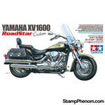 Tamiya - Yamaha XV1600 Road Star Custom 1:12-Model Kits-Tamiya-StampPhenom