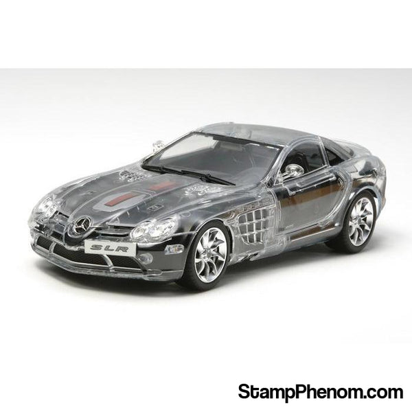 Tamiya - Mercedes Benz SLR Fullview 1:24-Model Kits-Tamiya-StampPhenom