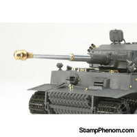 Tamiya - Tiger I With ABER Photo Etched Parts/Gun Barrel 1:35-Model Kits-Tamiya-StampPhenom