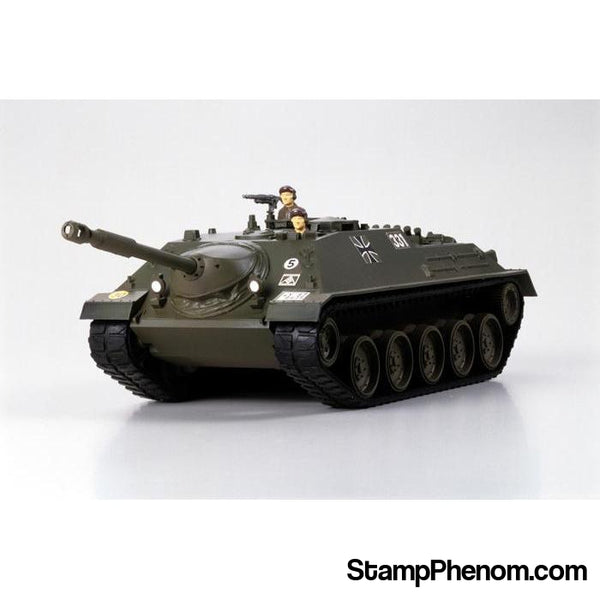 Tamiya - Kanone German Jagdpanzer Motorized Finished Model 1:48-Model Kits-Tamiya-StampPhenom