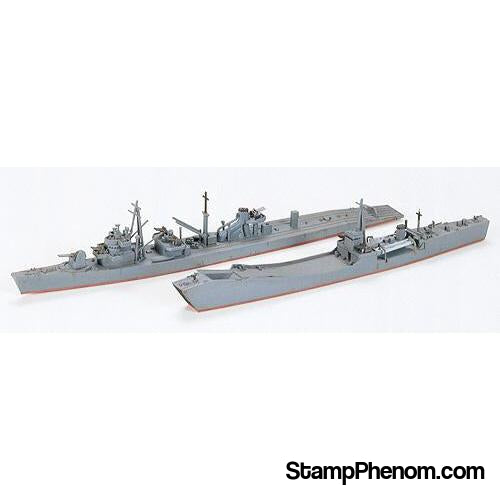 Tamiya - Transport Ship Set 1:700-Model Kits-Tamiya-StampPhenom