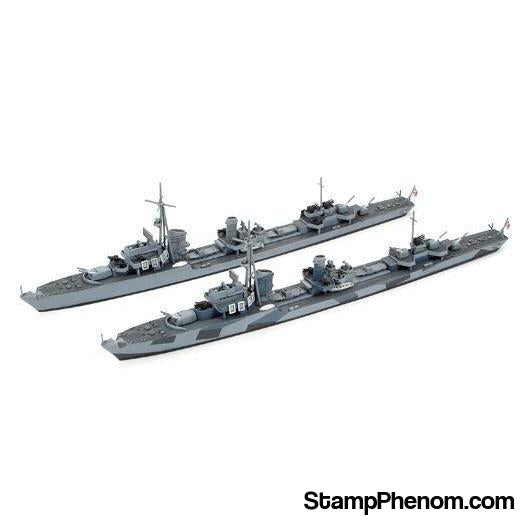 Tamiya - German Destroyer Z Class 1:700-Model Kits-Tamiya-StampPhenom