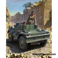 "Tamiya - British Armored Scout Car ""Dingo"" II 1:48-Model Kits-Tamiya-StampPhenom"