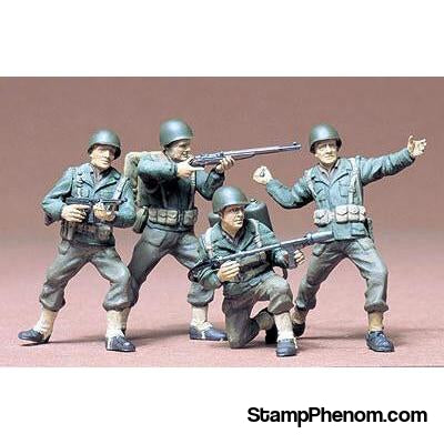 Tamiya - US Army Infantry 1:35-Model Kits-Tamiya-StampPhenom