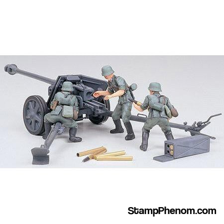 Tamiya - German 75mm Anti Tank Gun 1:35-Model Kits-Tamiya-StampPhenom