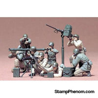 Tamiya - US Gun & Mortar Team 1:35-Model Kits-Tamiya-StampPhenom