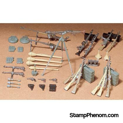 Tamiya - German Small Arms 1:35-Model Kits-Tamiya-StampPhenom